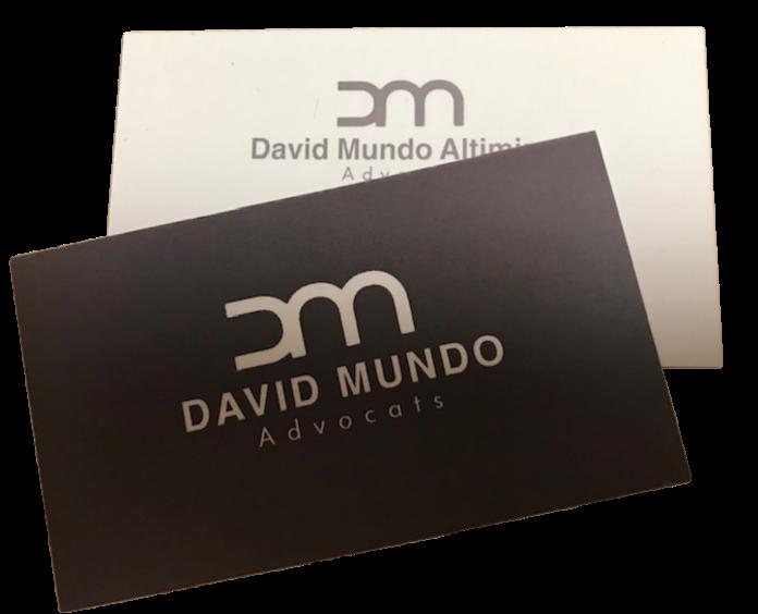 David Mundo Advocats